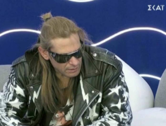 Big Brother: Ξέσπασε σε κλάματα ο Πυργίδης - Τι συνέβη
