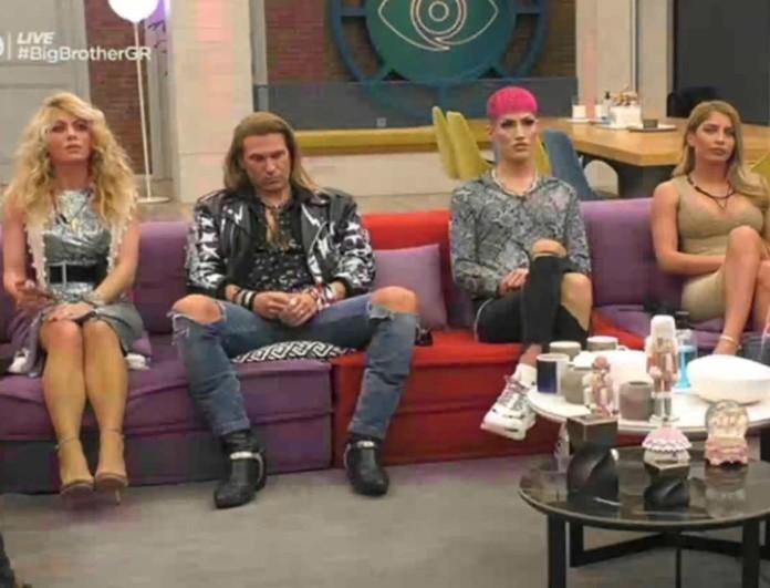 Big Brother - highlights 11/12: Τα καρφιά και οι 5 παίκτες που πάνε τελικό