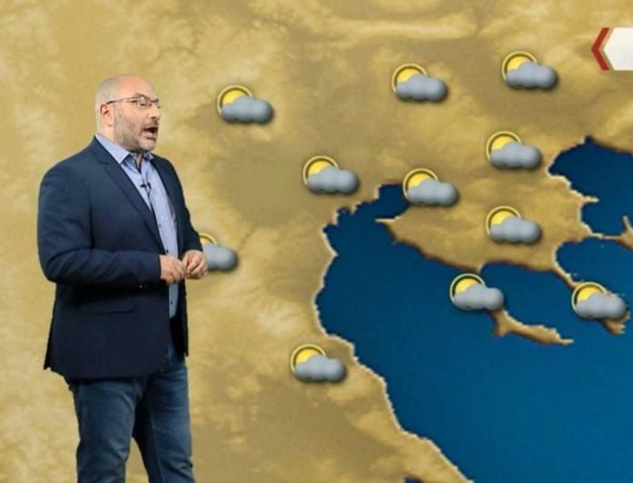 Έκτακτη προειδοποίηση του Σάκη Αρναούτογλου για τα Χριστούγεννα - «Θα υπάρξουν βροχές...»
