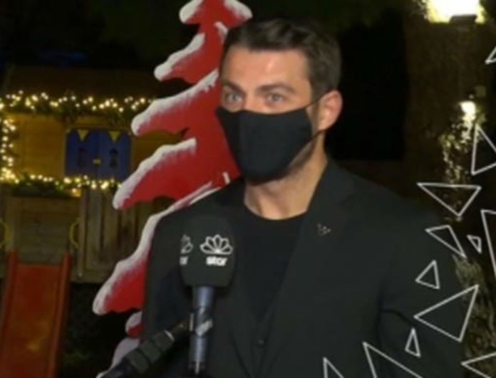 Γιώργος Αγγελόπουλος: Έκανε την απόλυτη αποκάλυψη μια ανάσα πριν την πρεμιέρα του Survivor 4