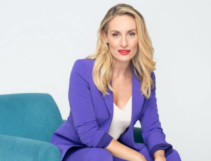 Η πρώτη ανακοίνωση «φωτιά» της Ελεονώρας Μελέτη για την επιστροφή της στην τηλεόραση