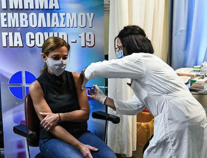 Κορωνοϊός - Πέτσας: «25 εκατομμύρια εμβόλια έως τέλος Ιουνίου»