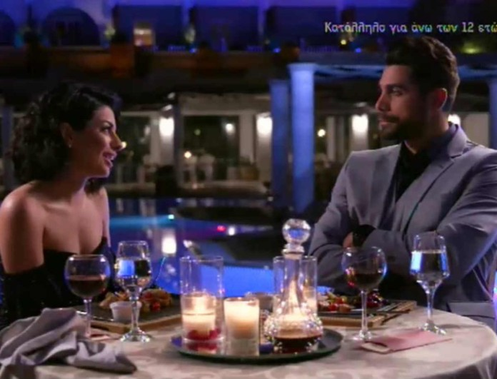The Bachelor: Το παθιασμένο ραντεβού Βασιλάκου και Αντζελίνας - Δέχτηκε την πρόταση του;