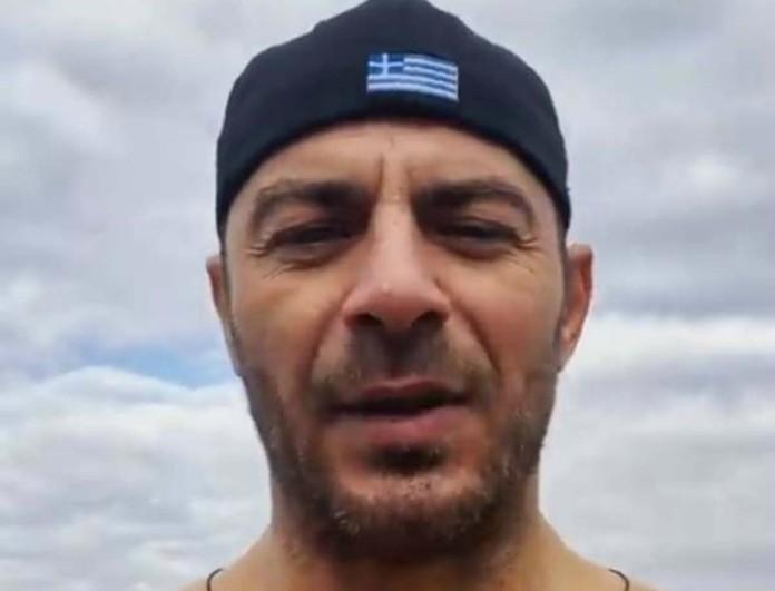 Ράγισε καρδιές ο Αγγελόπουλος για τα παιδιά με καρκίνο - «Κανένα δεν πρέπει να πολεμάει μόνο του»