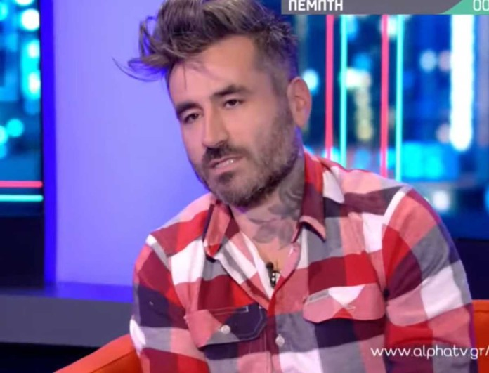 Γιώργος Μαυρίδης για τον κορωνοϊό: «Έβηξα και είδα αίμα, ήμουν πολύ σοβαρά»