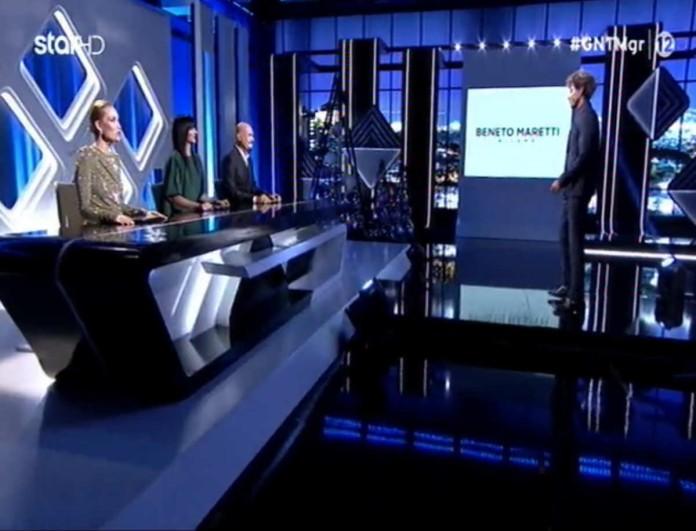 GNTM 3: Δεν εμφανίστηκε στο πλατό ο Άγγελος Μπράτης - Η έκτακτη ανακοίνωση από τους κριτές