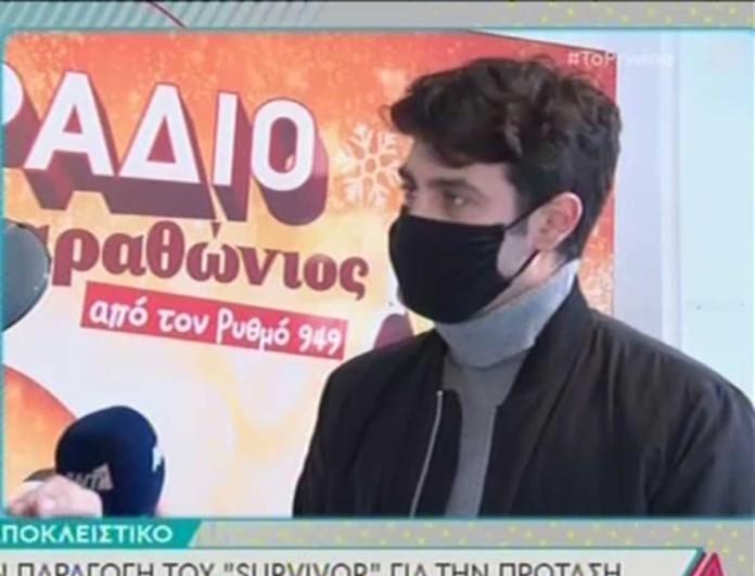 Κώστας Μαρτάκης: Απέρριψε την πρόταση του Survivor - «Κάθε χρόνο με παίρνουν τηλέφωνο»