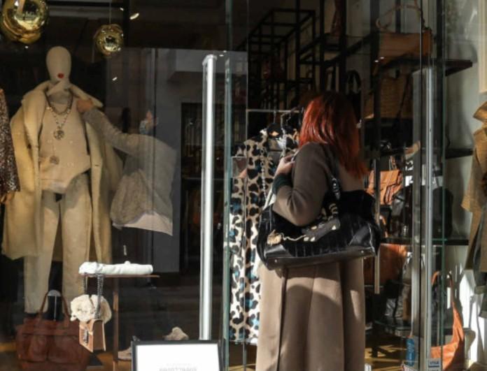 Κορωνοϊός - Γεωργιάδης: Το άνοιγμα του λιανεμπορίου θα συζητηθεί την πρώτη εβδομάδα του νέου έτους