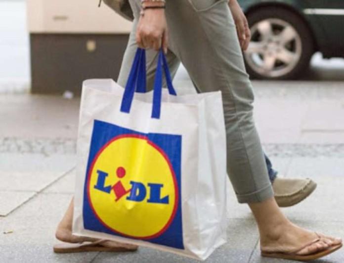 Τα Lidl αποσύρουν την πλαστική σακούλα των 0,04 ευρώ - Τις αντικαθιστούν με ακριβότερες