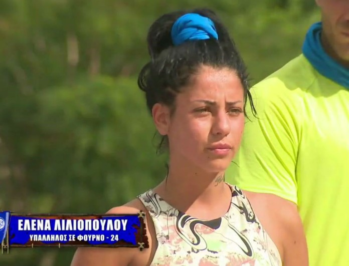 Survivor 4: Η ηλικία και καταγωγή της Έλενας Λιλιοπούλου που αποχώρησε