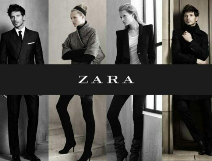 Ο απόλυτος έρωτας το βέλβετ φόρεμα από τα Zara - Κάντο δικό σου μόνο με 15,99 ευρώ