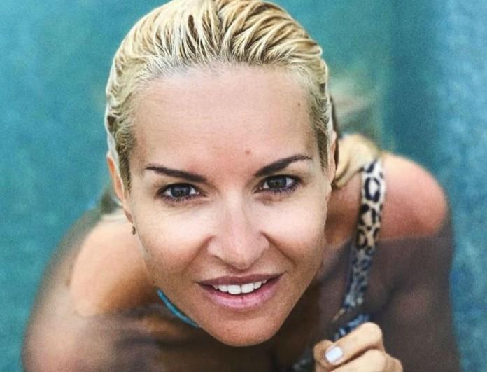 Άσχημα νέα για την Μαρία Μπεκατώρου στον ΑΝΤ1