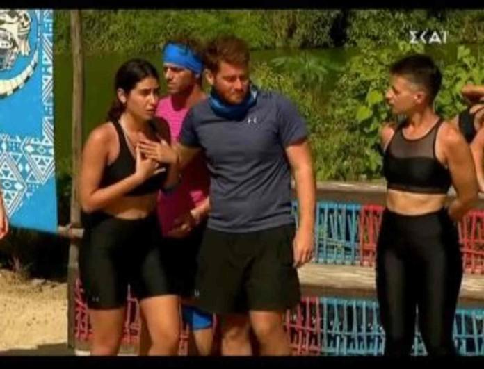 Survivor 4: Αδιαθεσία για την Μαριπόζα λίγο πριν το αγώνισμα - Zήτησε τις πρώτες βοήθειες