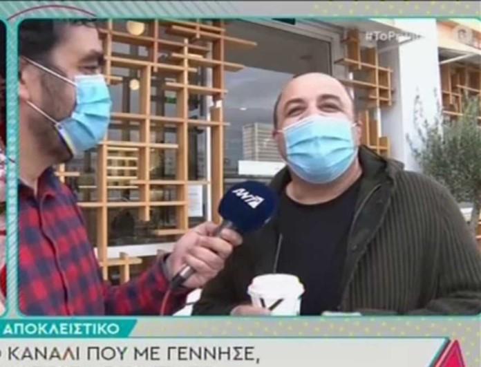 Μάρκος Σεφερλής: Επιβεβαίωσε την είδηση για τον ΑΝΤ1 - «Για πρώτη φορά στην Ελλάδα...»