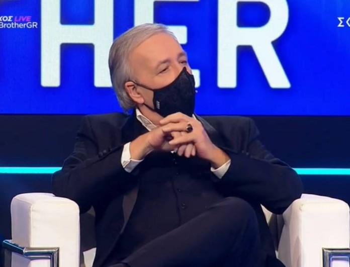 Οργισμένος μετά τον τελικό του Big Brother ο Ανδρέας Μικρούτσικος - Έφυγε από το στούντιο