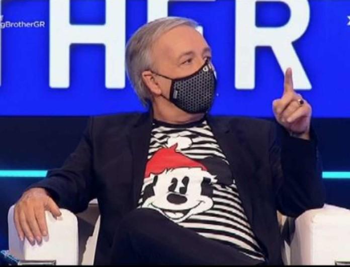 Big Brother: Το καρφί του Ανδρέα Μικρούτσικου για την παραγωγή του ΣΚΑΙ -