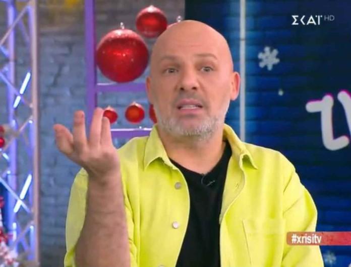 Νίκος Μουτσινάς: 'Άδειασε