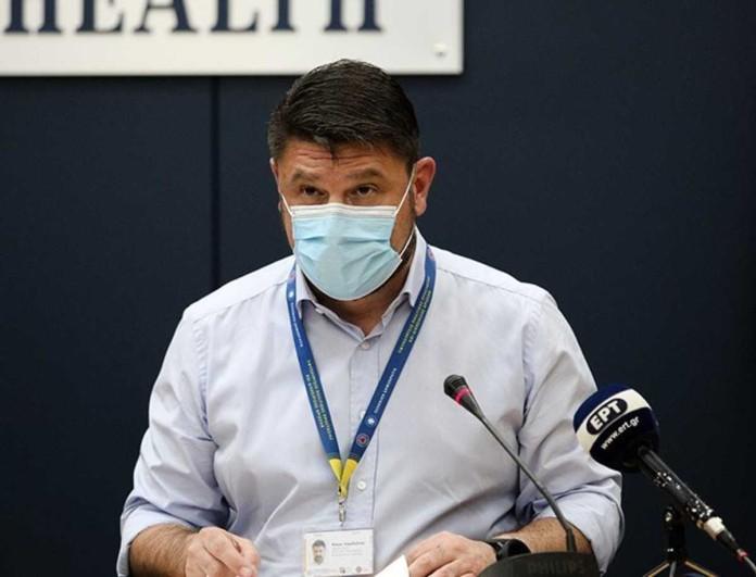 Νίκος Χαρδαλιάς: Χωρίς κάλαντα και με απαγόρευση κυκλοφορίας τα Χριστούγεννα