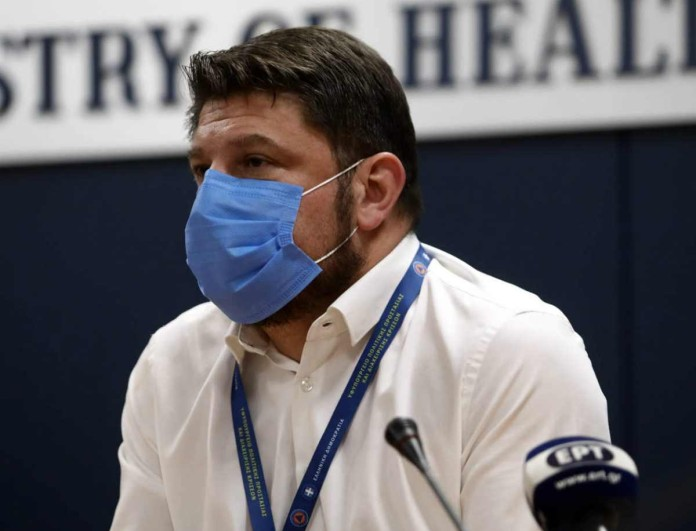 Νίκος Χαρδαλιάς - κορωνοϊός: Σε αυστηρό lockdown και η Κοζάνη από το πρωί του Σαββάτου