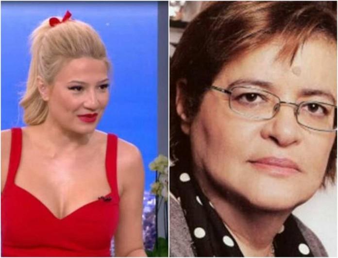 Η Ντέπυ Γκολεμά «σταύρωσε» τη Φαίη Σκορδά - «Αυτό δεν είναι τηλεοπτικό ρεπορτάζ...»