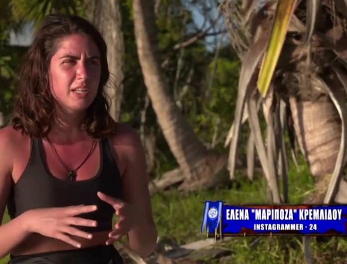 Survivor spoiler 28/12: Αποχωρεί οικειοθελώς η Έλενα Κρεμλίδου;