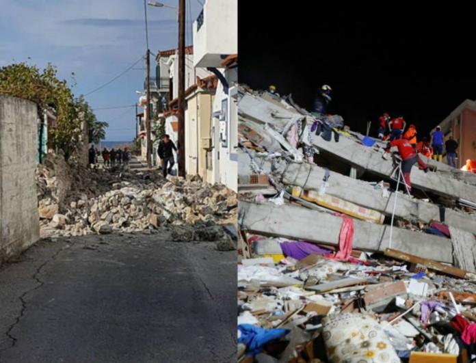 Φρίκη στην Σάμο ξανά - Χτύπησε μόλις κι άλλος σεισμός