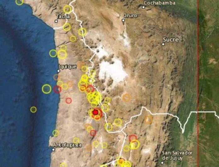 Σεισμός 6 ρίχτερ τρομοκράτησε τους κατοίκους