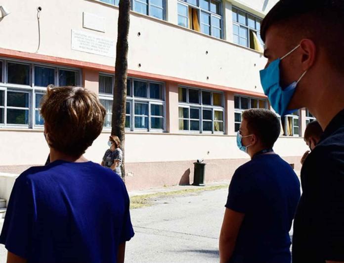 Lockdown - Σύψας: «Την πρώτη εβδομάδα του Ιανουαρίου η απόφαση για σχολεία και καταστήματα»