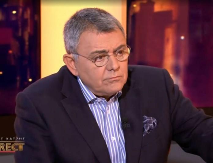 «Έσκασε» ανακοίνωση του ALPHA για τον Τάκη Χατζή