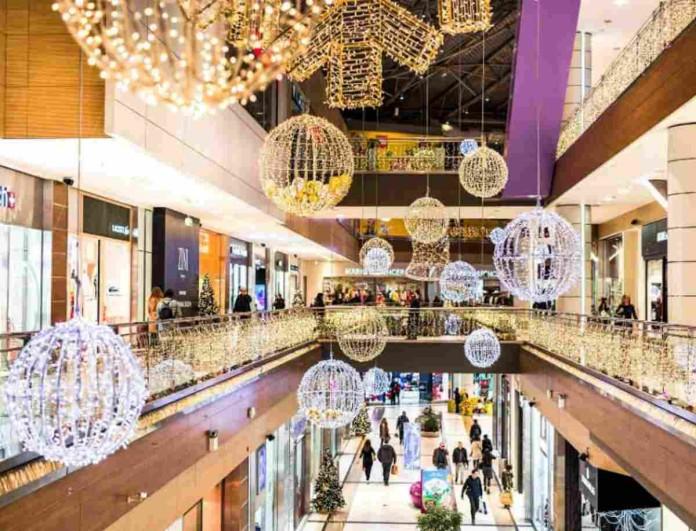 Κορωνοϊός: Με drive through οι αγορές στα εμπορικά καταστήματα