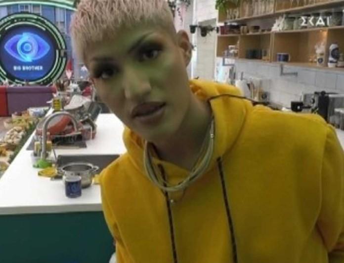 Big Brother: «Αφοπλιστικός» ο Θέμης - «Άδειασε» τη Σοφία μεσ' το πρόσωπό της