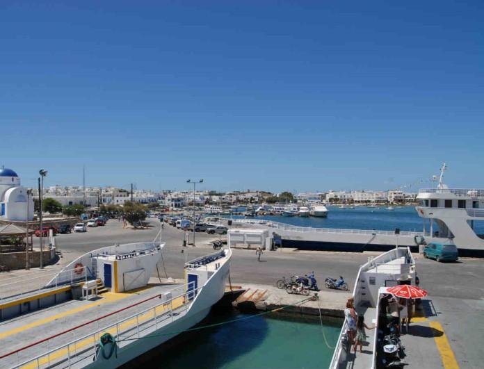 Τραγωδία στην Αντίπαρο - 3 νεκροί από πτώση ΙΧ στο λιμάνι