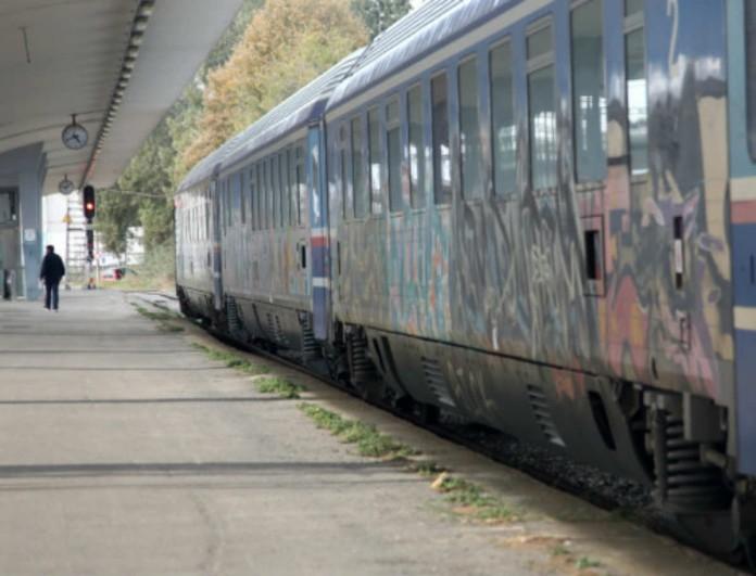ΤΡΑΙΝΟΣΕ: Προβλήματα στα δρομολόγια Θεσσαλονίκης - Λάρισας λόγω κακοκαιρίας