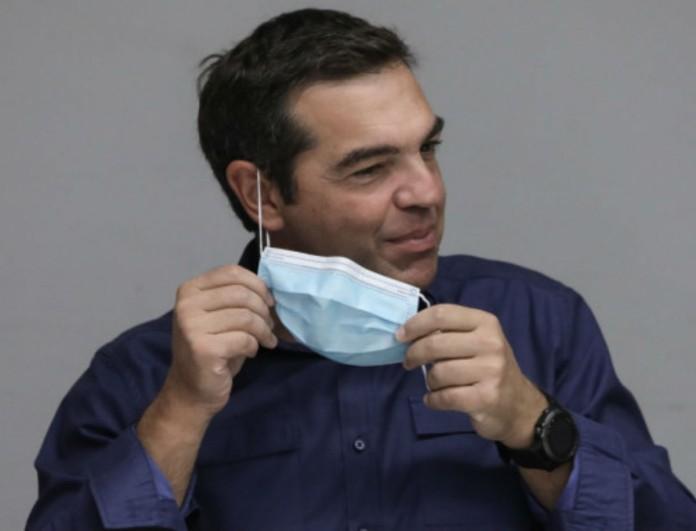 Κορωνοϊός: Στις 28 Δεκεμβρίου πρόκειται να εμβολιαστεί ο Αλέξης Τσίπρας