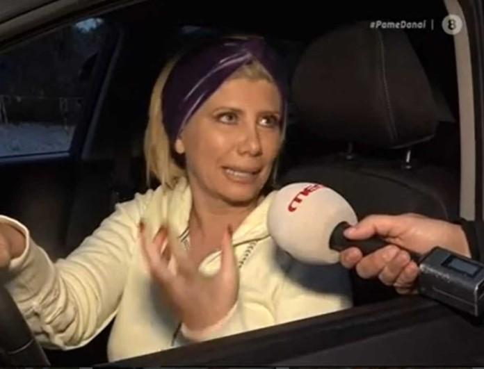 «Σούσουρο» με τη Ζήνα Κουτσελίνη - «Θα τις φάω με διαφορά στήθους»