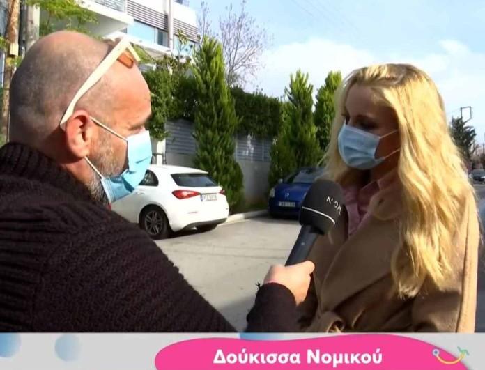 Δούκισσα Νομικού: Για την τηλεοπτική της επιστροφή - «Δεν καθόμουν! Δύο παιδάκια έκανα»