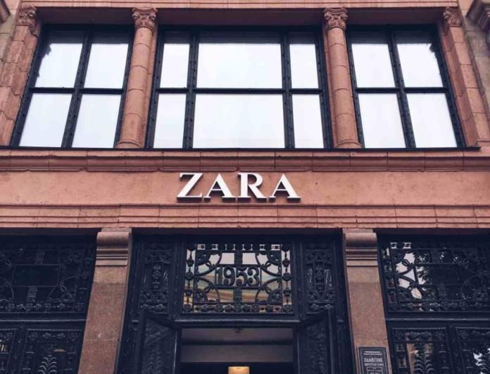 Προσφορά: 40 ευρώ κάτω η τιμή στο πιο ζεστό παλτό από τα Zara