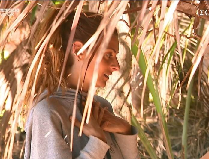 Survivor 4: Τα έβαλε με τον Κόρο η Ανθή - Πήρε το μέρος του Κοψιδά
