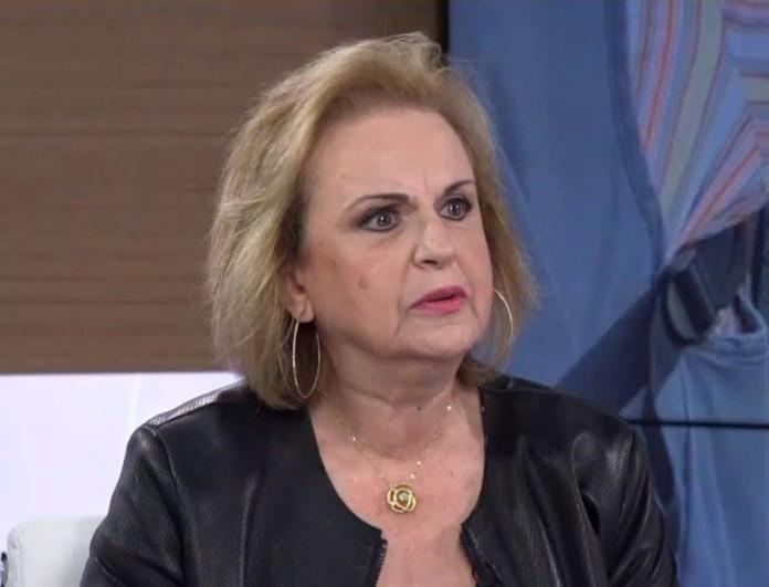 Κορωνοϊός - Ματίνα Παγώνη: «Φοβόμαστε για το τρίτο κύμα, δε θα αντέξει το σύστημα υγείας»