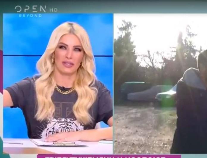 Έφυγε από την εκπομπή της Σκορδά και επέστρεψε στην Καινούργιου - Άφωνη η παρουσιάστρια