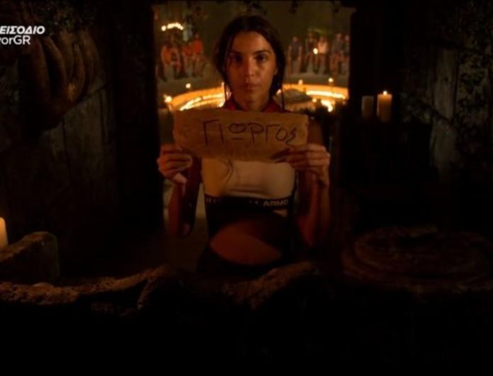 Survivor 4: «Η Άννα Μαρία έχει το θράσος και ψηφίζει τον Κοψιδά»