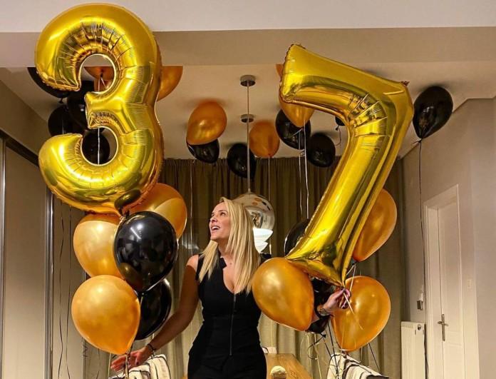 Γενέθλια για την Έλενα Ασημακοπούλου - Η τρυφερή έκπληξη του Μπρούνο Τσιρίλο