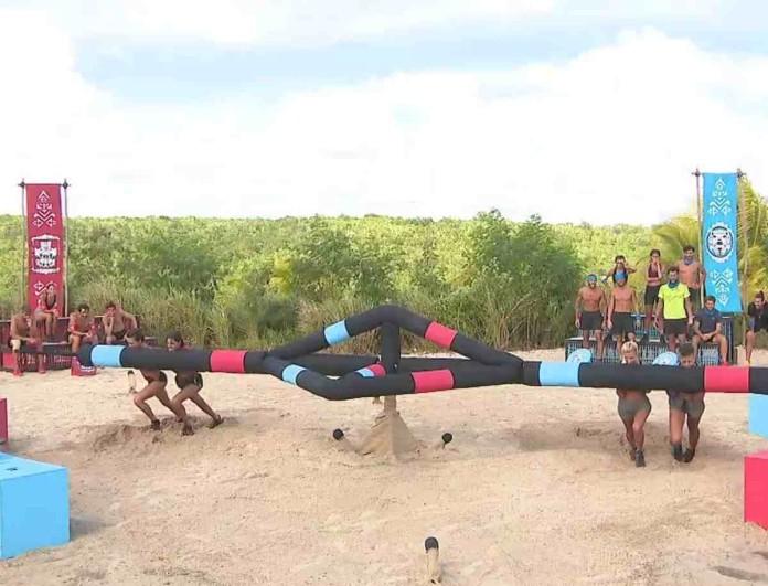 Survivor 4: Αυτή είναι η ομάδα που κέρδισε την πρώτη ασυλία