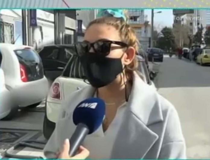Βαλαβάνη: «Νομίζω κάποιος έβαλε με το ζόρι την Ανθή Σαλαγκούδη στο Survivor! Το κορίτσι αυτό...»