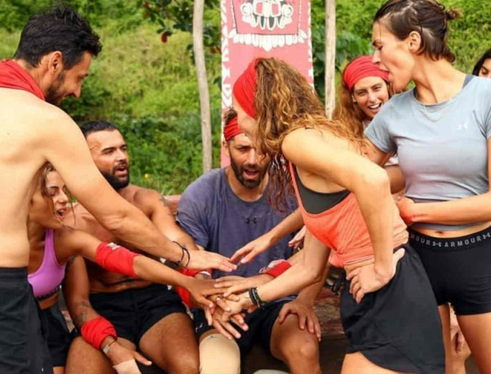 Survivor 4: Αυτή η ομάδα κέρδισε τον σημερινό αγώνα