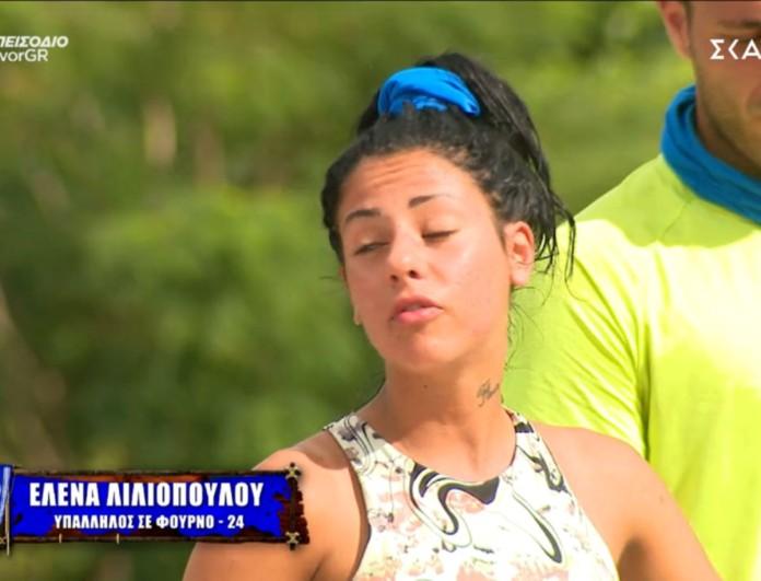 Survivor 4: Η Λιλιοπούλου μετάνιωσε και θέλει να γυρίσει ξανά πίσω