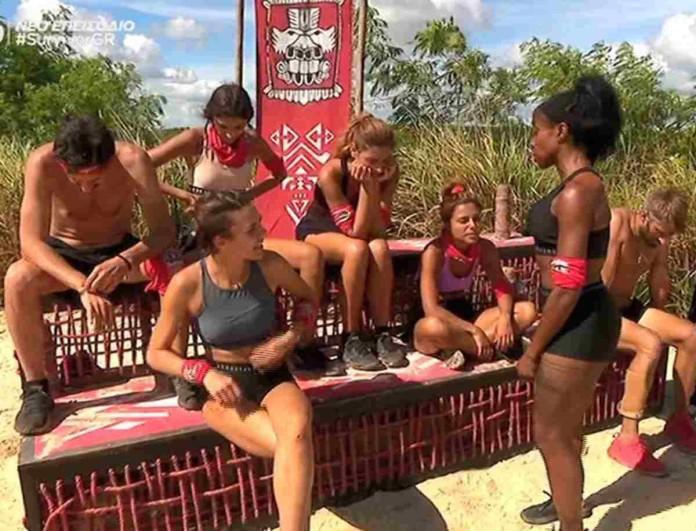 Survivor 4: Αρπάχτηκαν Ελέτσι και Καλίδης - «Μη μου μιλάς έτσι...»