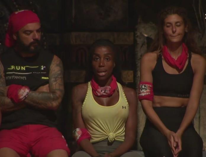 Survivor 4: Η Ελίζαμπεθ Ελέτσι