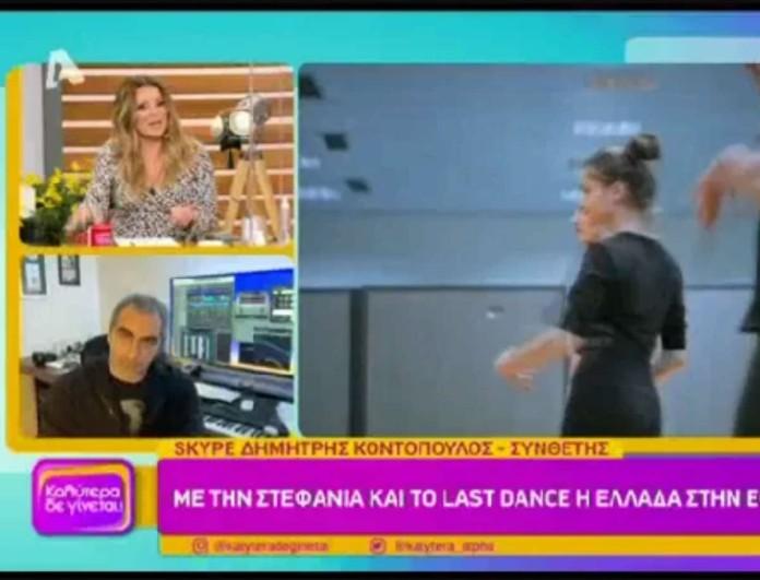 Eurovision 2021: Ο Δημήτρης Κοντόπουλος αποκαλύπτει τα πάντα για την φετινή συμμετοχή της Ελλάδας