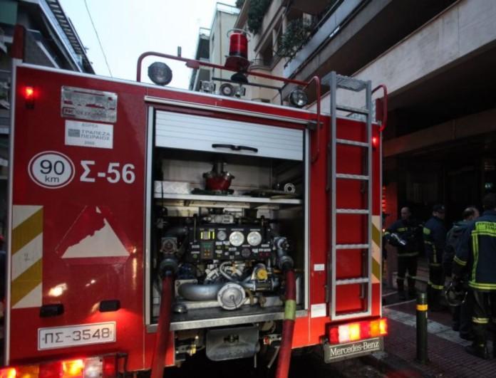 Φωτιά σε διαμέρισμα στο Ίλιον - Νεκρή μια γυναίκα